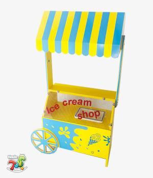 خانه مشاغل کودک (دکه ی بستنی )