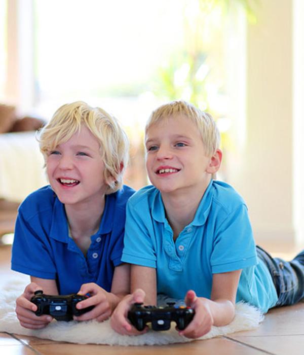 اعتیاد به بازیهای ویدئویی کودکان