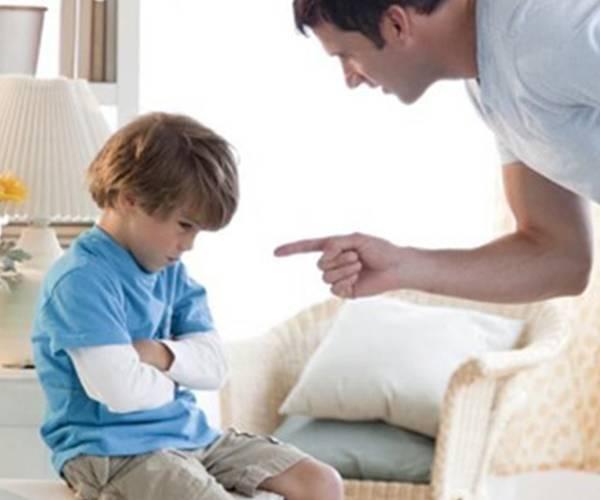 کنترل خشم و آرامش والدین در برابر کودکان