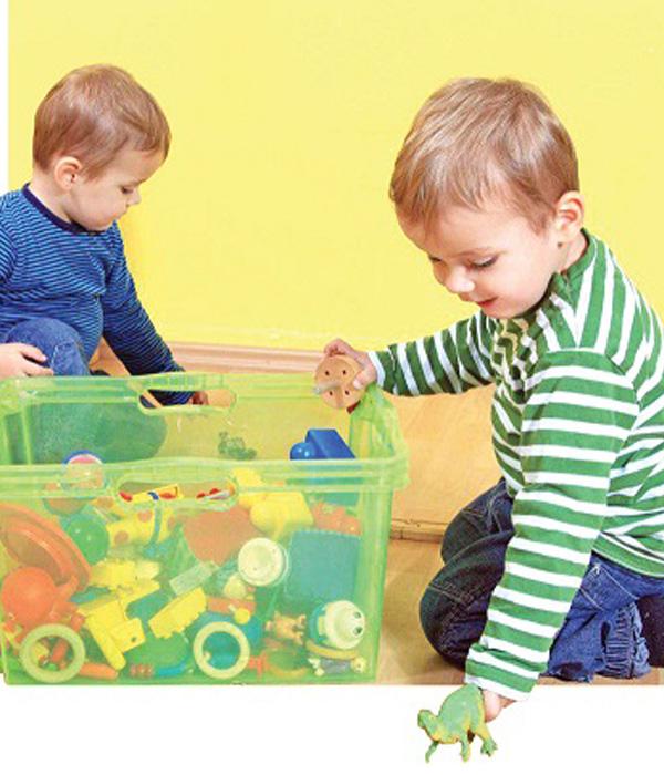 روشهای آموزش نظم به کودکان