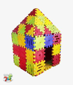 بلوک خانه سازی کودک