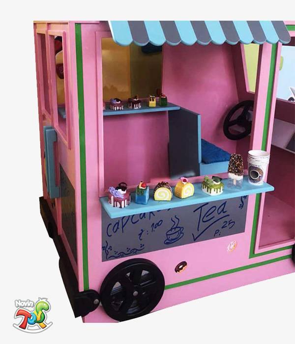 ماشین کاپ کیک