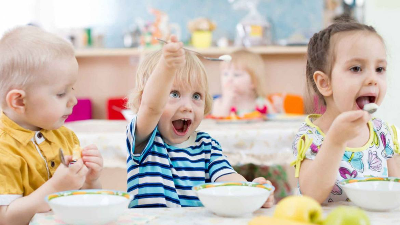 تغذیه مناسب کودکان