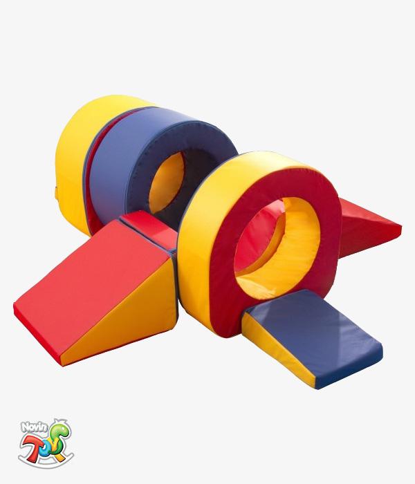 سازه فومی کودک کد NT201 - تجهیزات مهد کودک نوین تویز