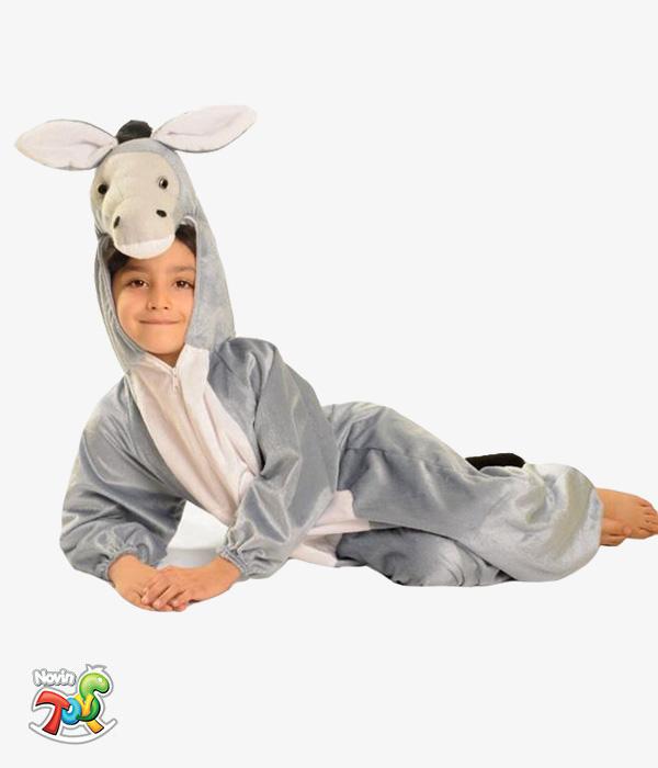 تنپوش کودکان طرح الاغ