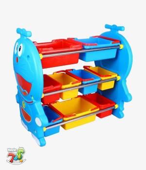 قفسه اسباب بازی کودک دورایمون