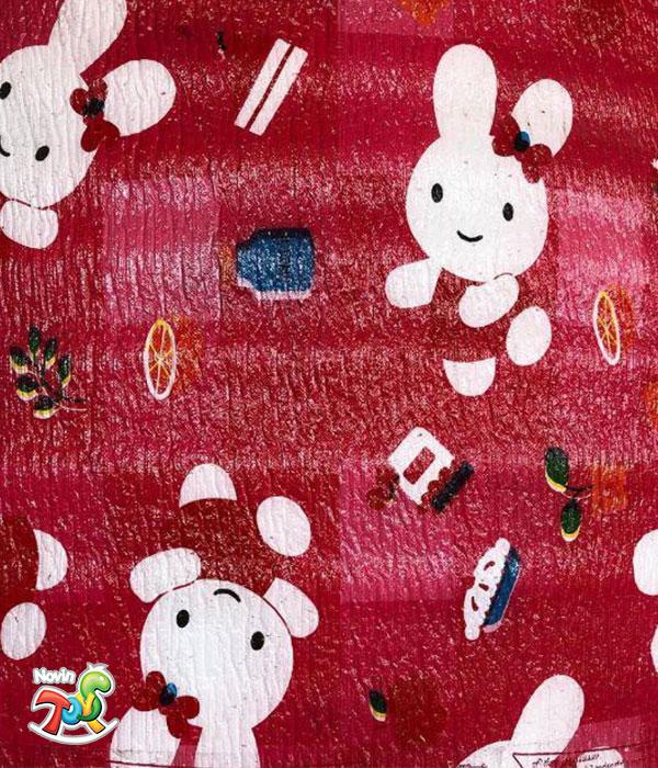 دیوارپوش طرح خرگوش