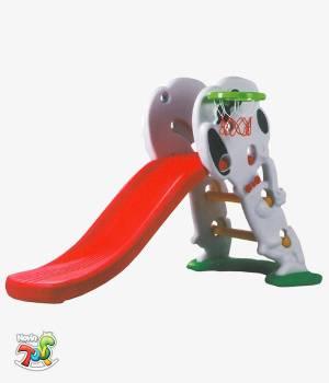 سرسره بازی کودک دو پله