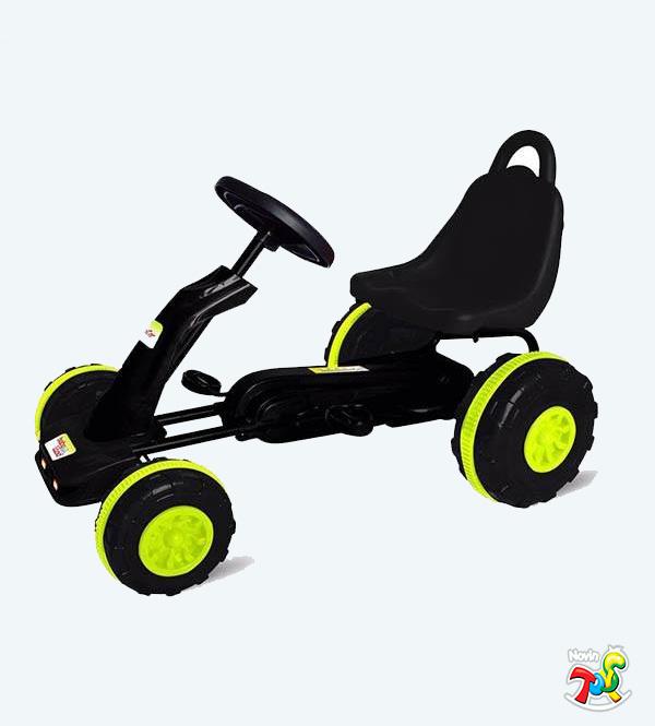 ماشین کودک تاپ کار