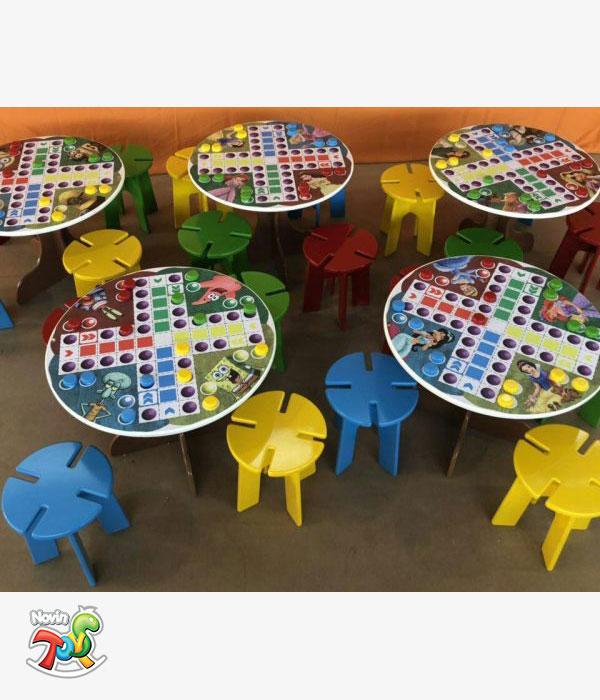 میز کودک منچ