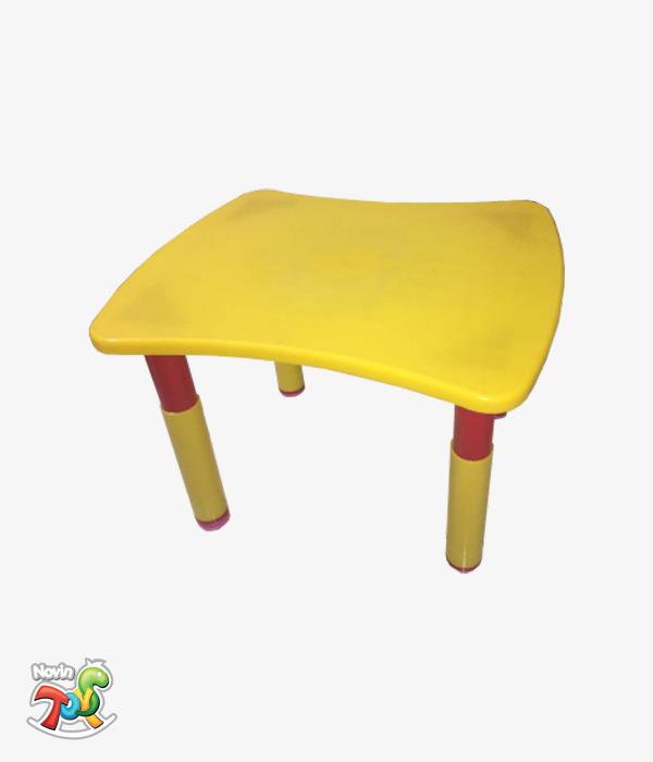 میز کودک نوین - تجهیزات مهد کودک و خانه بازی نوین تویز