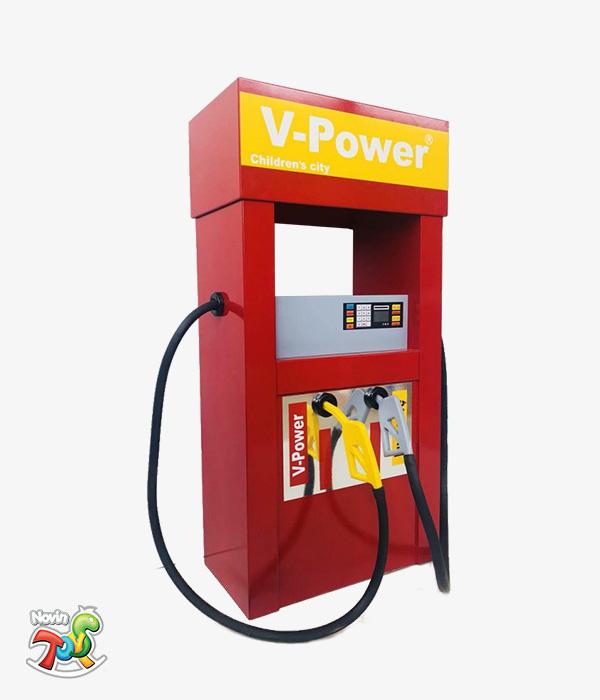 پمپ-بنزین--نوین-تویز