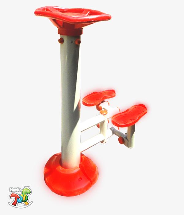 دستگاه کوهپیمایی پلی اتیلنی - تجهیزات مهد کودک نوین تویز