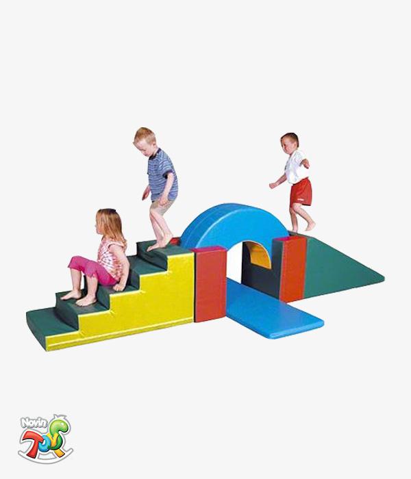محصولات سازه فومیمهدکودک کد NT202 - تجهیزات مهد کودک نوین تویز