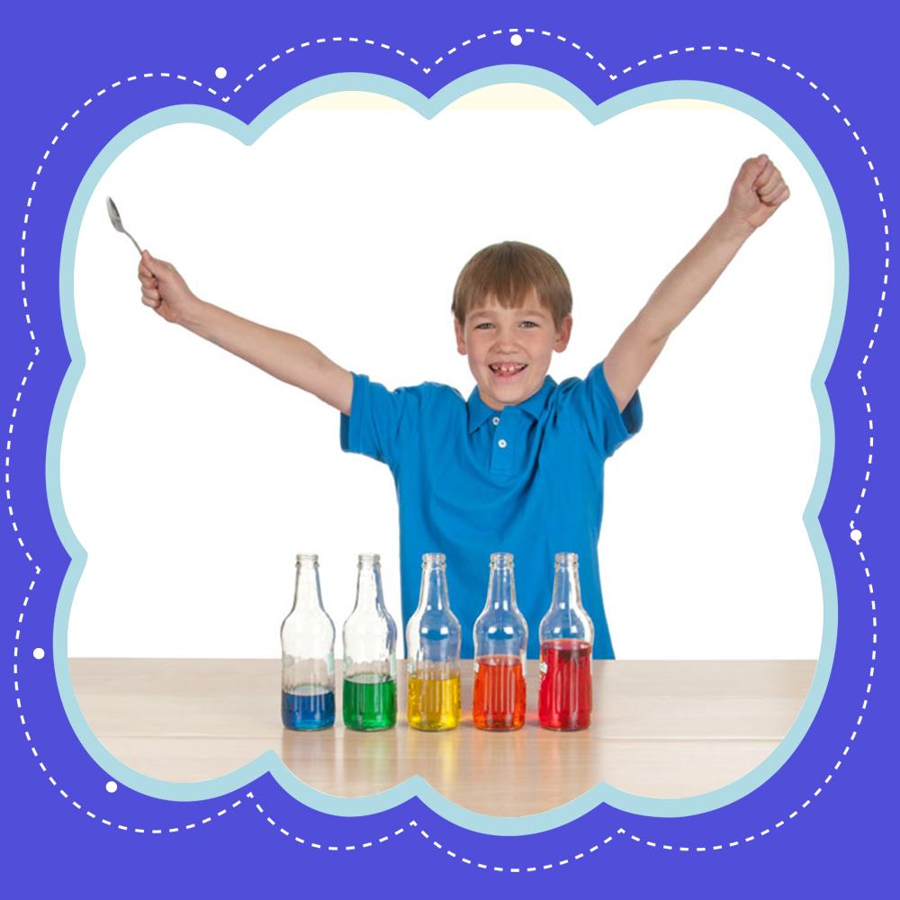 بازی های ساده در خانه برای کودکان