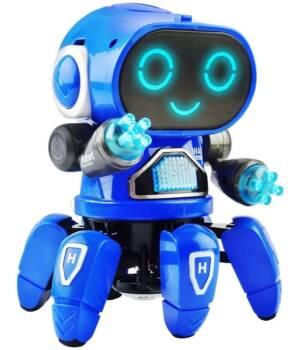 اسباب بازی ربات جنگجو