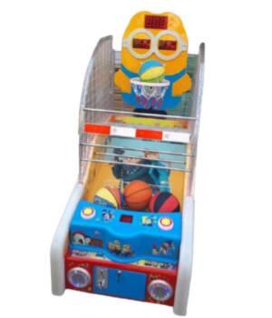 دستگاه شهر بازی گیم بسکتبال کودک